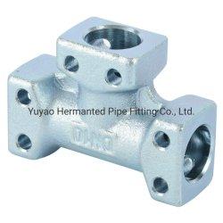 Connecteur d'adaptateur du raccord de flexible hydraulique