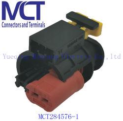 2 Système d'injection électronique automatique de la cavité du connecteur de fil Mct284576-1