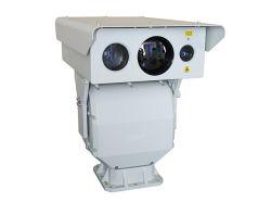 L'imagerie thermique du capteur de multiples et la vision nocturne caméra de sécurité pour défendre la frontière