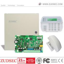 공장 공급 TCP IP GPRS PSTN 건물을%s 산업 무선 주택 안전 침입자 강도 GSM 경보