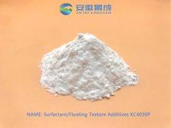 Aditivos para revestimientos de polvo polímero de éster acrílico, aditivos para textura flotante Kc4030p, textura de aluminio