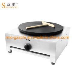 Handelsgas-Krepp-Hersteller-Gas-Ofen-Pfannkuchen
