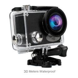 Full HD 1080p Action 30m de l'appareil photo étanche et le trou de trépied pour le sport de plein air Housse pour appareil photo