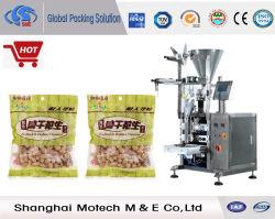 Granule Vffs multifonction entièrement automatique de remplissage d'étanchéité de l'emballage de la machine pour l'usine alimentaire