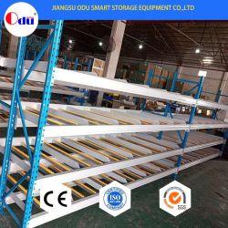 Scaffalature industriali su rack rotante personalizzato per magazzino