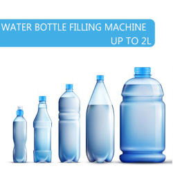 Automatische Pure Drinking Pure Mineral water fles Filling machine Equipment