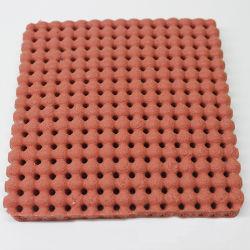 Espuma de caucho de silicona hojas perforadas Roll