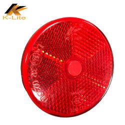 Sicherheits-Plastikreflektor-Reflexreflektoren des Motorrades