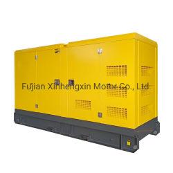 diesel van de Motor 120kw Doosan het Geluiddichte AutoBegin van de Generator met het Kabinet van ATS