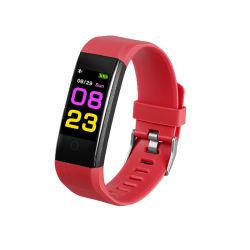 Smart Bracelet 115 Sports Tracker de conditionnement physique plus Bracelet Smartwatch