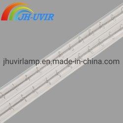 Lámpara de calor por infrarrojos de doble tubo de Calefacción por Infrarrojos
