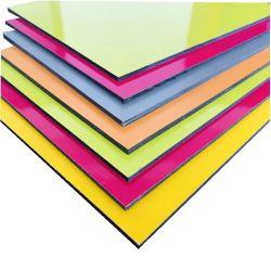 고광택 화이트 컬러알루미늄합성패널시트