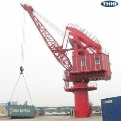 컨테이너 및 벌크 화물 취급 장비 제조업체 - 선박 및 항만크레인