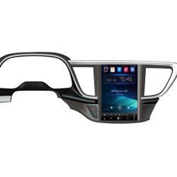 (Levering voor doorverkoop/Douane) de Androïde GPS van de Radio van de Auto van het Scherm van de Aanraking van de Stijl Tesla Centrale HoofdEenheid van het Vermaak Nav Buick van Van verschillende media Excelle Xt 2015 van de Speler GPS Gezeten