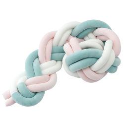 Seis tubos coloridos pára-choques do bebé com preço de fábrica