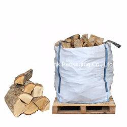Китай производство 500 кг 1000кг 1500 кг 5: 1 фактора безопасности Food Grade FIBC контейнер 1 тонны PP тканого Jumbo Frames Пакет Big Bag