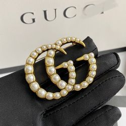 Gg broches para la Mujer 2021 último diseño de ropa pin bañado en oro con perlas de lujo de la marca de moda la famosa marca de diseñador Brooche