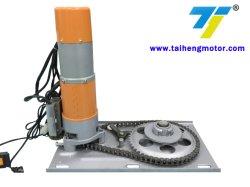 Elevadores eléctricos de AC 500kg da garagem de obturação do rolete do lado da porta do motor de porta com elevação forte