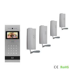 Campainha da Porta de intercomunicador áudio de Segurança Doméstica Sino Doorphone