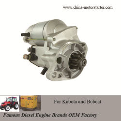 1.4kw Starter a Fit Kubota Diesel Engines (028000-4990)