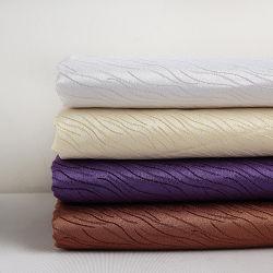 Matt nappe polyester Tissus pour l'hôtel