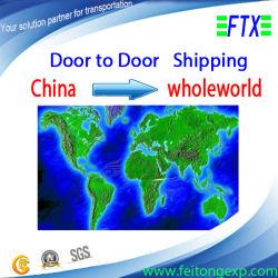 통합 물류 중국발 카라치 파키스탄으로 FCL/LCL 해상 배송