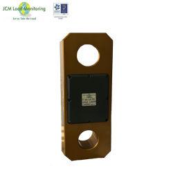 25T/250 kn Wireless Ojales tipo Célula de carga para el Astillero y la industria pesada