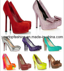 2013 Les nouveaux arrivants Fashion femmes haut talon chaussures, de hauts talons de chaussures de mariage, de hauts talons de chaussures