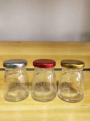 パッキング蜂蜜の瓶の鳥のネストのための形成されたガラス瓶のびん