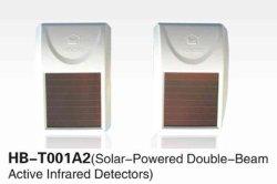 Solar-Powered intrusion sans fil détecteur IR pour la fenêtre