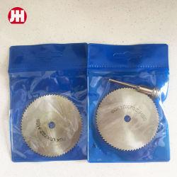 Mini outil rotatif HSS pour lames de scie coupe de métal puissance permet de définir la coupe du bois