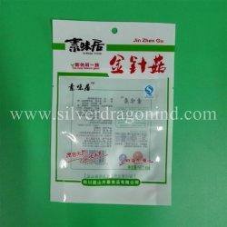 De drie-kanten Verzegelde VacuümZak van de Verpakking van het Voedsel voor het Voedsel van het Vet