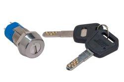 serratura di interruttore certificata UL di 19mm con i tasti della fossetta
