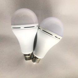 Vida longa TOQUE E27 AC DC emergência recarregável LED Lâmpada de Luz