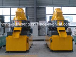 prensa de pellet de madera de diferentes capacidades / máquina de madera para la venta