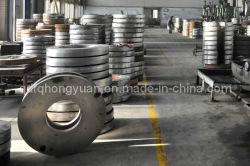 球機械鋼鉄プラスチックのための粉砕のラップの裂溝の版