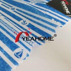Semi-Bright Polyester Spandex tejido impreso