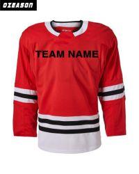 Personalizados baratos camisetas de equipos de hockey de la Juventud