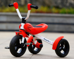 車のFoldableバイクの新しいモデルの子供の三輪車の子供の乗車