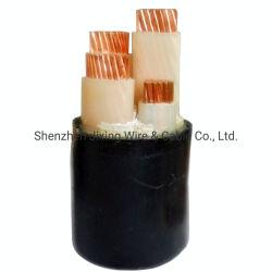 Al/PVC avec isolation XLPE Cu conducteur Sheated Fil d'acier câble d'alimentation blindés