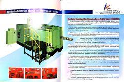 Schrauben-Hersteller des Schlag-3-Die 3/kalte Schmieden-Maschine