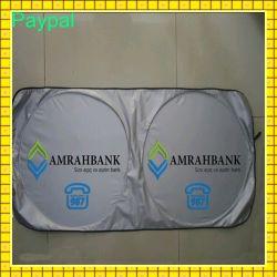 Parasole automatico di nylon dell'automobile del parabrezza (gascromatografia--c001)