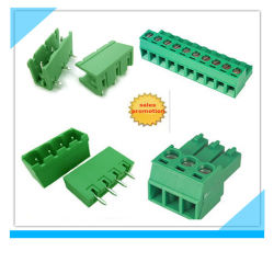 China Factory Electronic Plug in Male Female Terminal Block