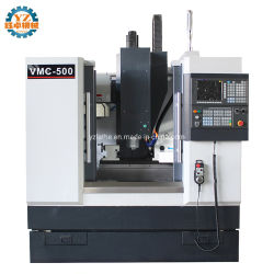 Siemens의 Vmc500 Vl550 소형 수직 VMC CNC 머시닝 센터 CNC 및 4축