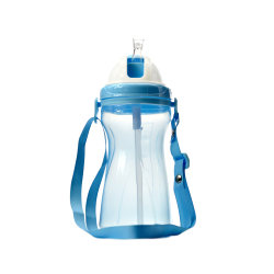 인공 영양아 물 밀짚 Sippy 마시는 컵을 훈련해 아이
