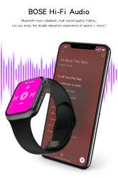 W78PRO Smart Watch 1,75inch Sport Pedometer Health Call Dial Annahme Nachricht für Android iOS lesen
