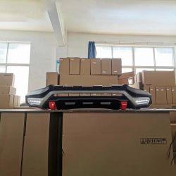우수한 품질의 자동 프론트 범퍼 가드 전면리프트 불 바 장착 LED 조명 선삭 조명이 장착된 Triton L200 2020