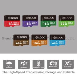 핫 셀링 프로모션 마이크로 메모리 카드 TF 카드 휴대폰 32GB 64GB 128GB
