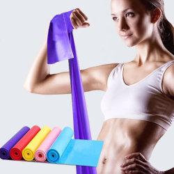 2020 Appareils de gymnastique Yoga Pilates Bandes en caoutchouc de la sangle d'étirement de la résistance de la sangle élastique Fitness Sports de l'exercice