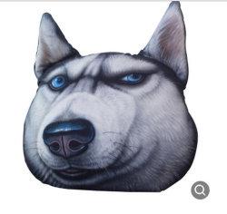 100 % polyester Creative chien chat Animaux en peluche de jeter l'oreiller
